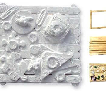 Louise Nevelson Found Sculpture