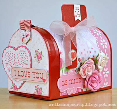 valentine mailbox fun family crafts