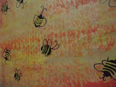Bee Wrapping Paper