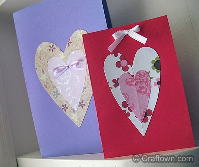 Easy Valentine Cards