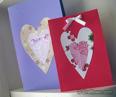 Easy Valentine Cards