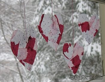 Heart Sun Catchers