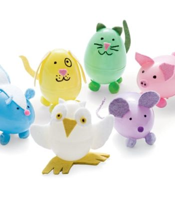 A Herd of Eggimals