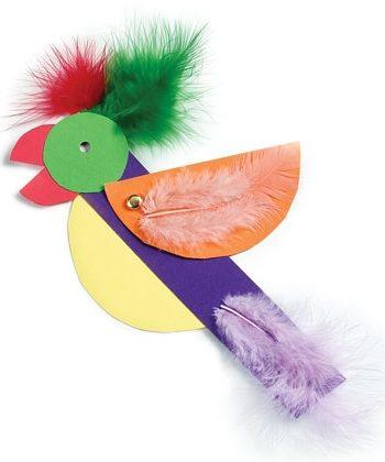 Squawking Parrot