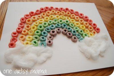 Cereal Rainbow