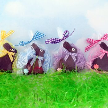 Make Your Own Chocolate Bunnies