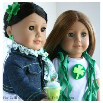 Shamrock Doll Accessories