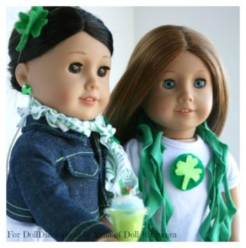 Shamrock Doll Accessories