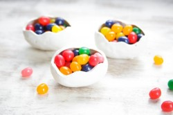 Oven Bake Clay Eggs