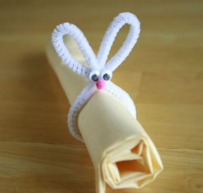 Bunny Napkin Holder
