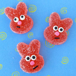 Sour Gummy Bunnies