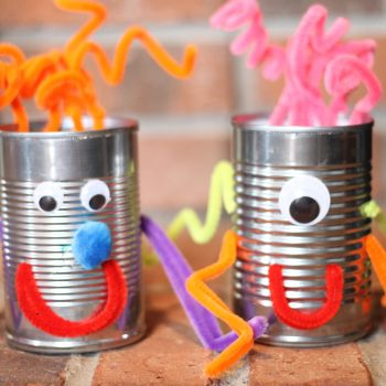 Tin Can Monsters