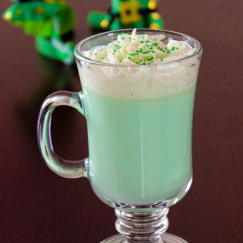 Shamrock Hot Cocoa