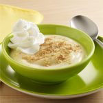 St. Patrick's Day Key Lime Pudding