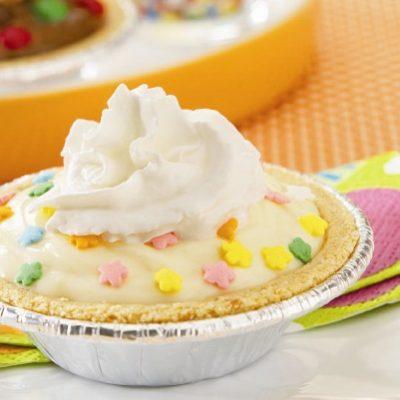 Mix 'n Match Pudding Pies