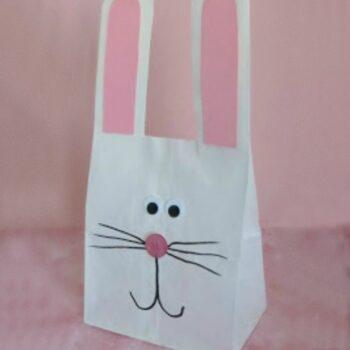 Paper Bag Bunny