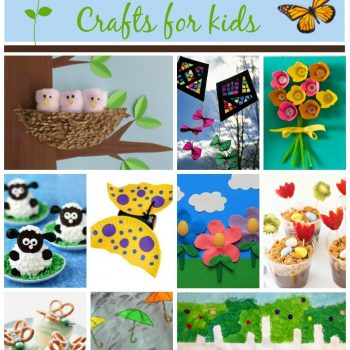 Spring Crafts and Recipes