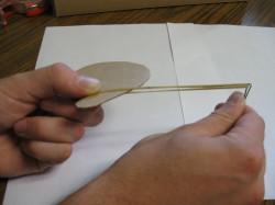 Cardboard Flyer