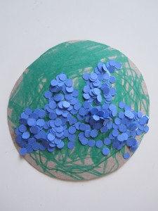 Recycled Earth Day Globe
