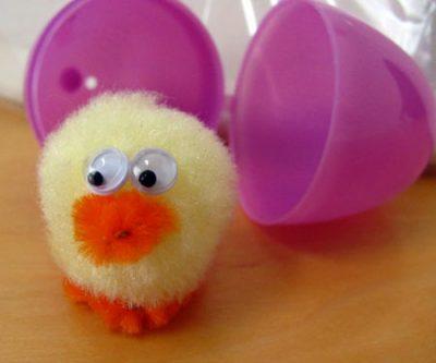Tiny Fuzzy Chick