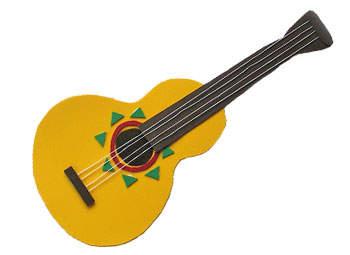 Foam Mariachi Guitar
