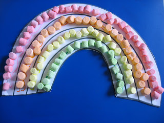 Marshmallow Rainbow