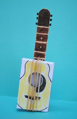Matchbox Guitar