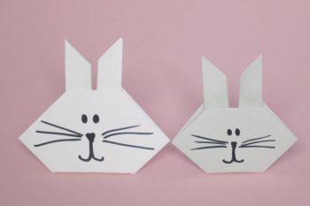 Origami Bunny
