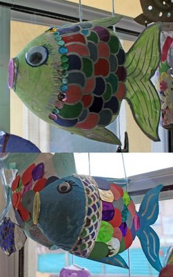 Soda Bottle Fish