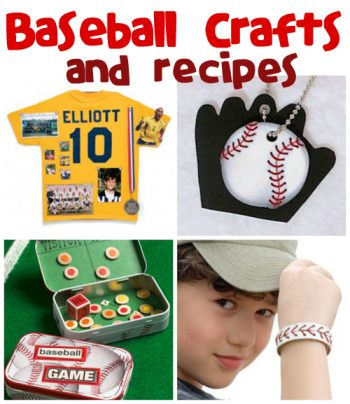 Baseball Crafts & RecipesBaseball Crafts & Recipes