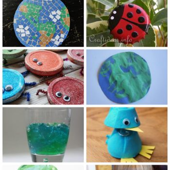 Earth Day Crafts & Recipes