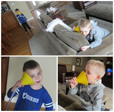 Funnel Phone