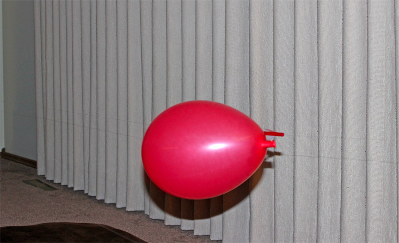 Balloon Rocket Game