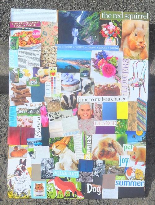Inspiration Collage