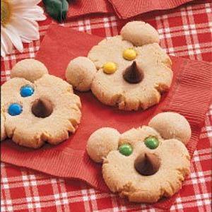 Beary Cute Cookies