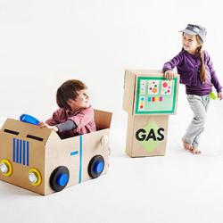 Cardboard Box Toys