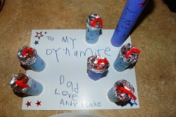 For a Dynamite Dad