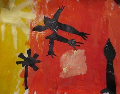 Book and Art: The Hoppameleon
