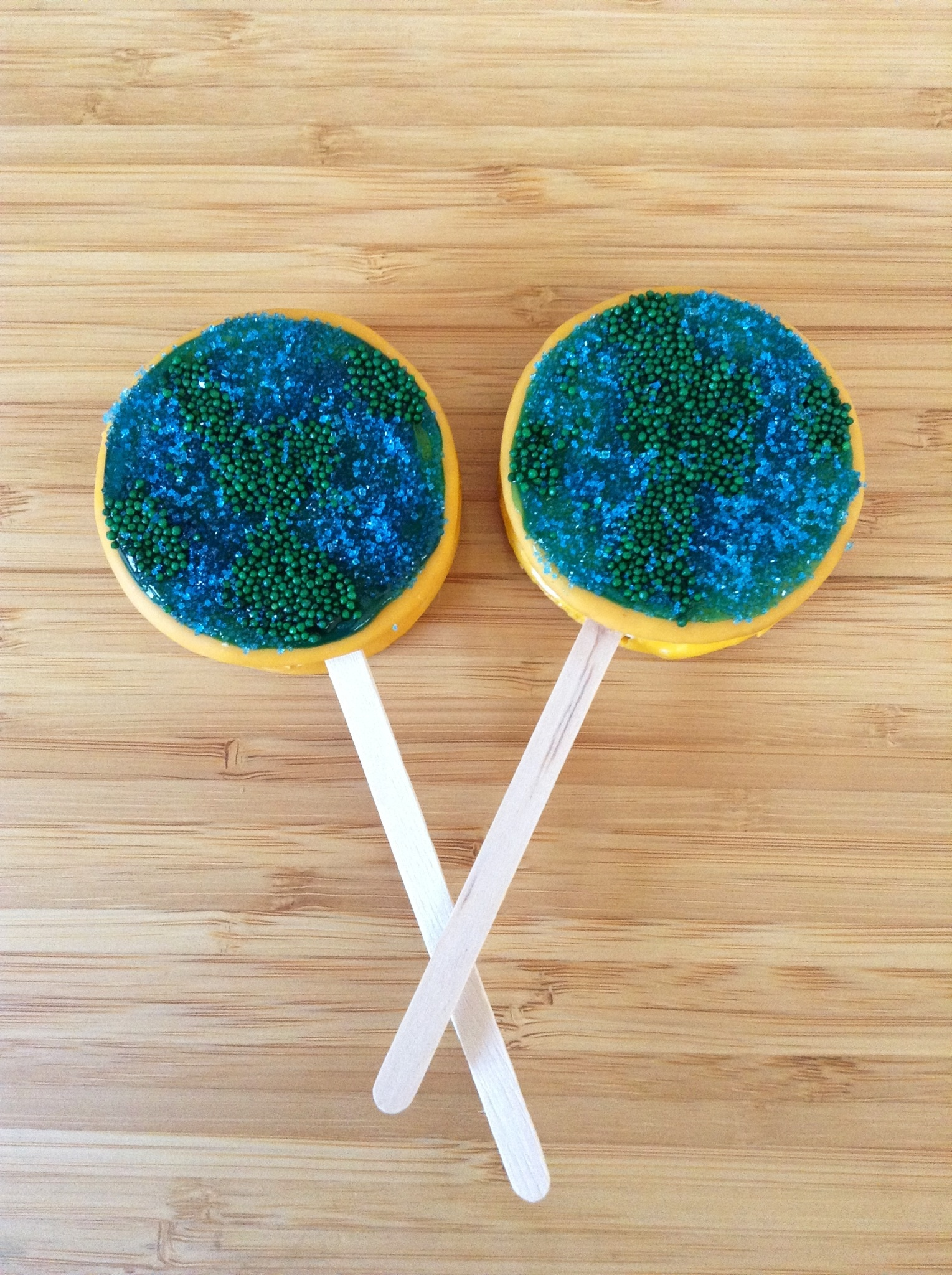 Moon Pie Pops Fun Family Crafts