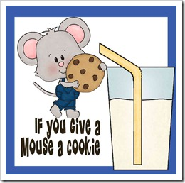 Mouse and Cookie Printables Pack