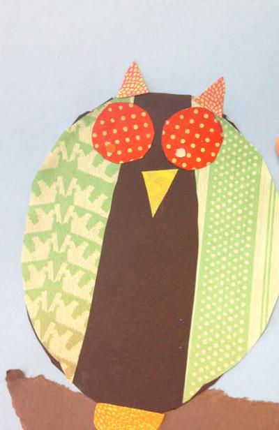 Pattern Owls