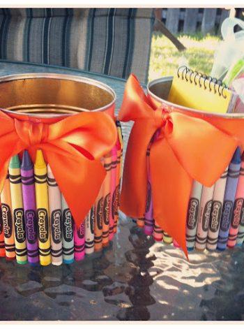 Pencil Holder for Teachers