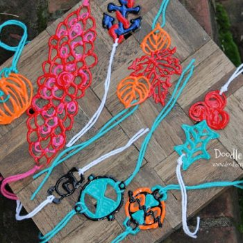 Puffy Paint Jewelry