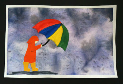 Rainy Day Watercolor