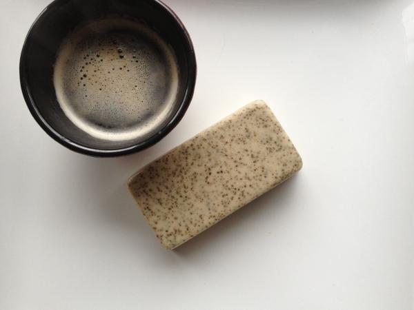 Homemade Tea Soap