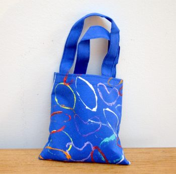 Reusable Decorated Tote Bags