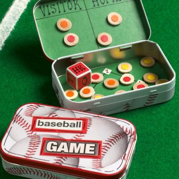 Travel Sized Baseball Game