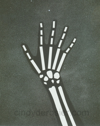 X Is For X Ray Fun Family Crafts
