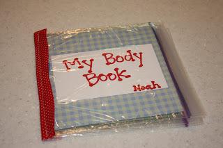 Ziploc Bag Book