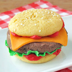Chilly Cheesburgers